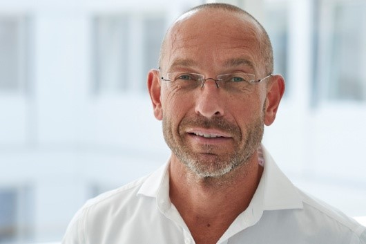 Professor Dr. Klaus Günther, Viszeralchirurg und Proktologe an der Klinik Hallerwiese in Nürnberg.