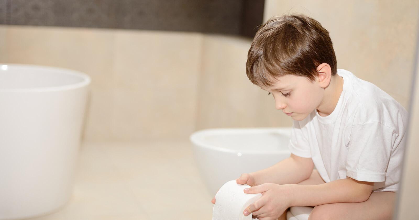 Hämorrhoiden bei Kindern - gibt es das?   kanyo®
