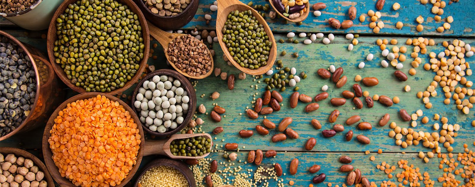 Lebensmittel, die gut sind, um Hämorrhoiden vorzubeugen.