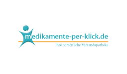 Logo Medikamente per Klick